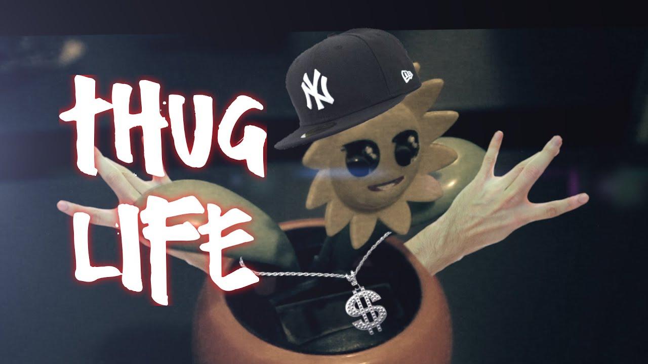 Thug Life With Flowers | www.imgkid.com - The Image Kid ...
