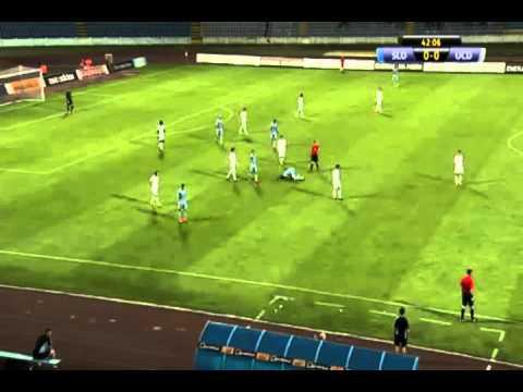 Europa League - Slovan Bratislava (SVK) vs UCD (IRE) 16/07/2015 Full Match