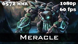 Meracle SEA Tiny 6572 MMR Ranked Match Dota 2