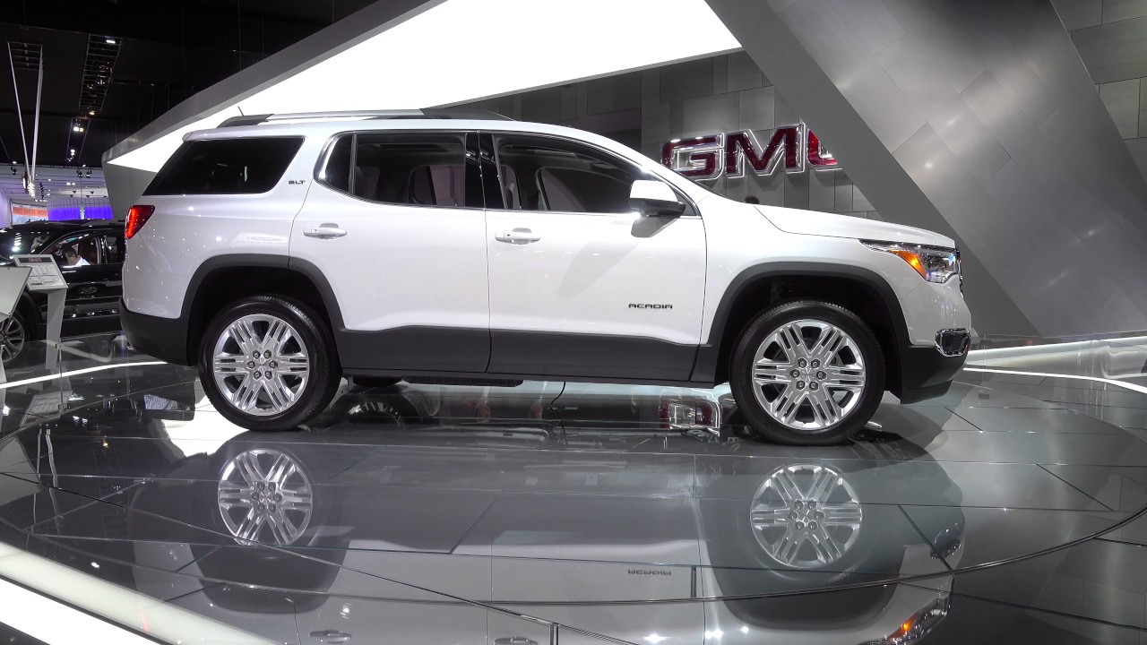 2018 gmc acadia denali. interesting acadia 2018 gmc acadia 360 exterior in 4k video with gmc acadia denali i
