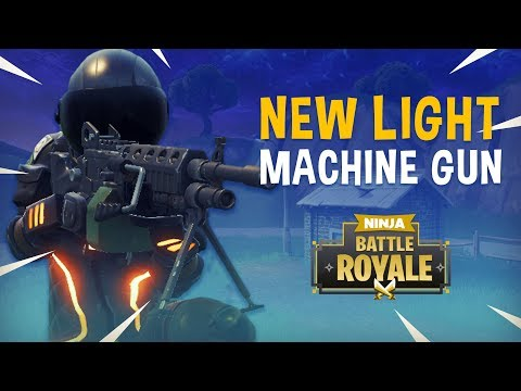 LMG & C4 ONLY - Educational Tips & Tricks Gameplay - Fortnite Battle Royale - Ninja
