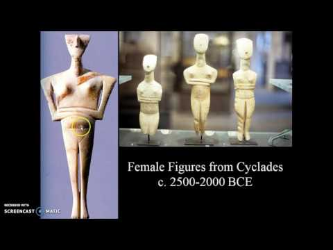 Cycladic culture