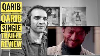 ReactionCheck - Qarib Qarib Singlle | Official Trailer | Irrfan Khan | Parvathy