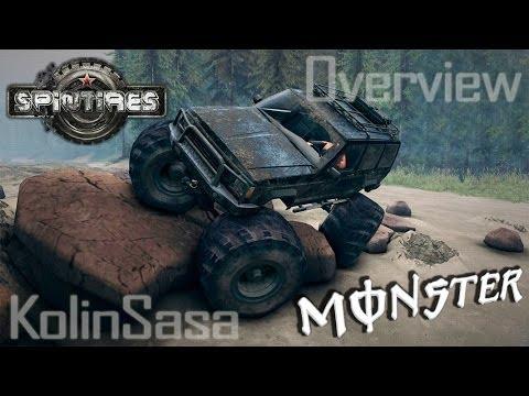 Jeep Grand Cherokee Monster