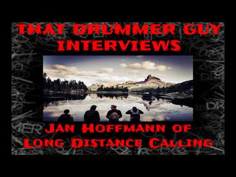 Interview w/ Jan Hoffmann of Long Distance Calling