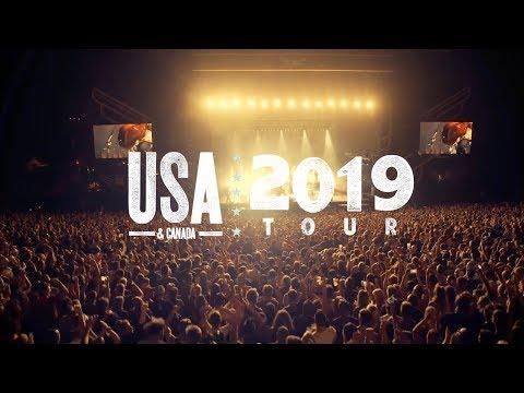 Mumford & Sons - Delta Tour US & Canada