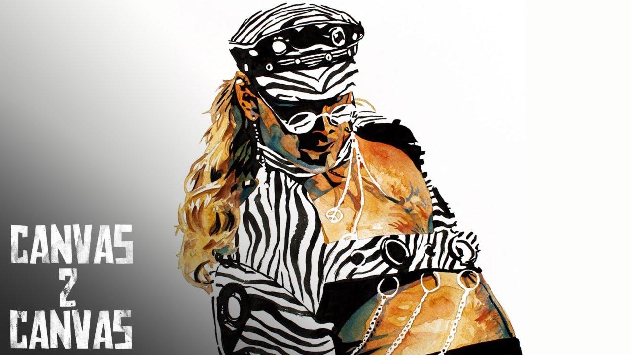 Shawn Michaels' iconic WWE fashion statement: Canvas 2 Canvas