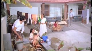 Chinna Babu Full Movie Parts:02/11 | Nagarjuna | Amala | Suresh Productions