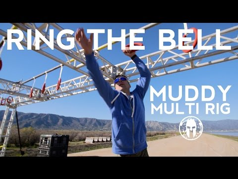 Ring The Bell | Conquer a Muddy Multi Rig | Spartan Race