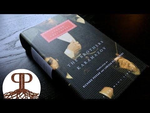 The Brothers Karamazov – Fyodor Dostoyevsky | Everyman's Library Collection