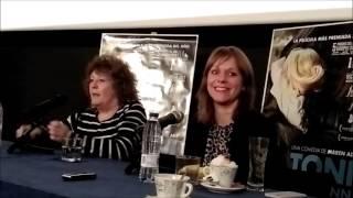 "Golem Distribución: ""Toni Erdmann"" pase-rueda prensa cines Golem-Madrid con su directora Maren Ade"