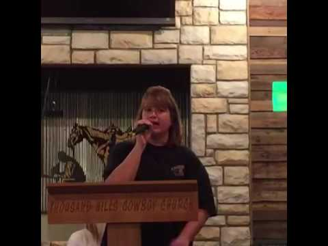 Thousand Hills Cowboy Church 09-27-2016