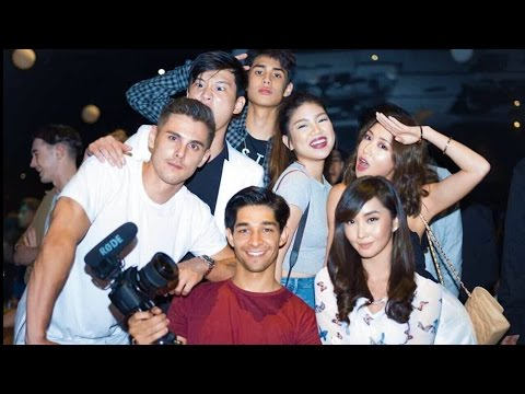 TEAM PHILIPPINES takes over Malaysia!! (Influence Asia awards)