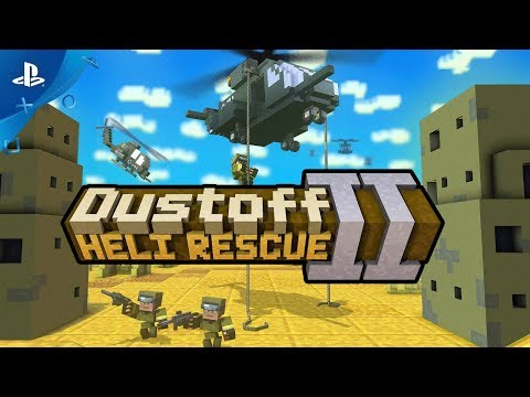 Dustoff Heli Rescue 2 - Gameplay Trailer | PS4