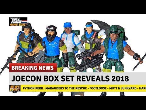 The Full Force News Burst - Joecon Box Set 2018