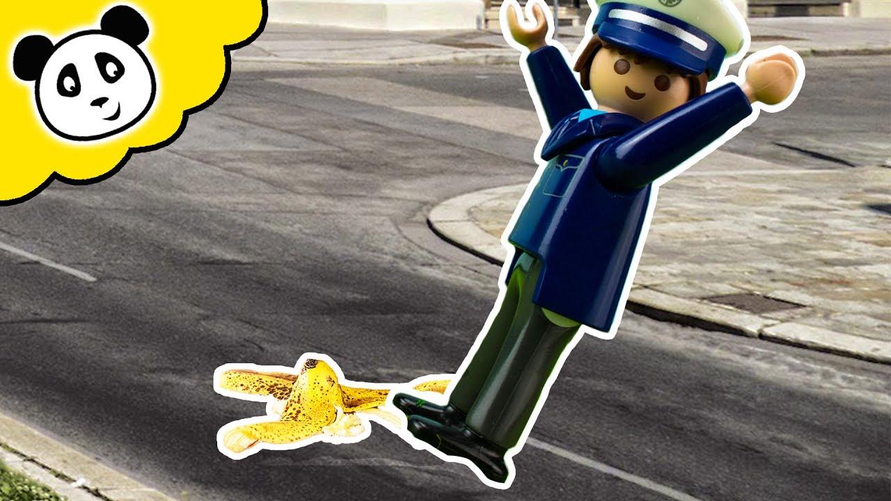 ⭕ playmobil polizei  toni in tödlicher gefahr 1  pandido