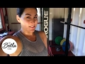 Brie Bella rocks out to her BRIE MODE theme songs while pumping iron for her comeback!
