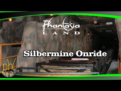 Silbermine Onride @ Phantasialand, Full HD 1080P