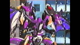 Watch Robots In Disguise Animals video