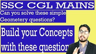 CAN YOU SOLVE THESE QUESTIONS (SSC CGL MAINS CONCEPT BUILDING QUESTIONS)