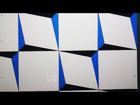 Lightning Effect   3d Wall Painting   3d Wall Texture Design Ideas