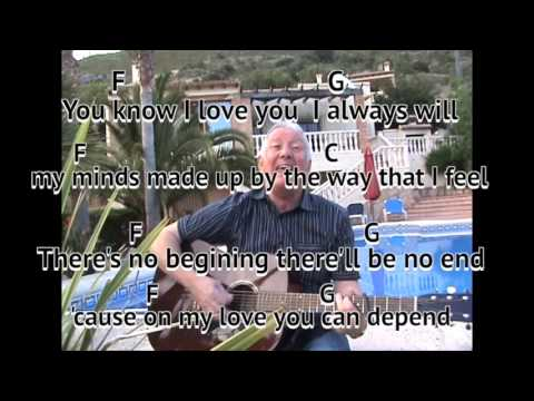 Love Is All Around The Troggs Cover Easy Chords Guitar Lesson