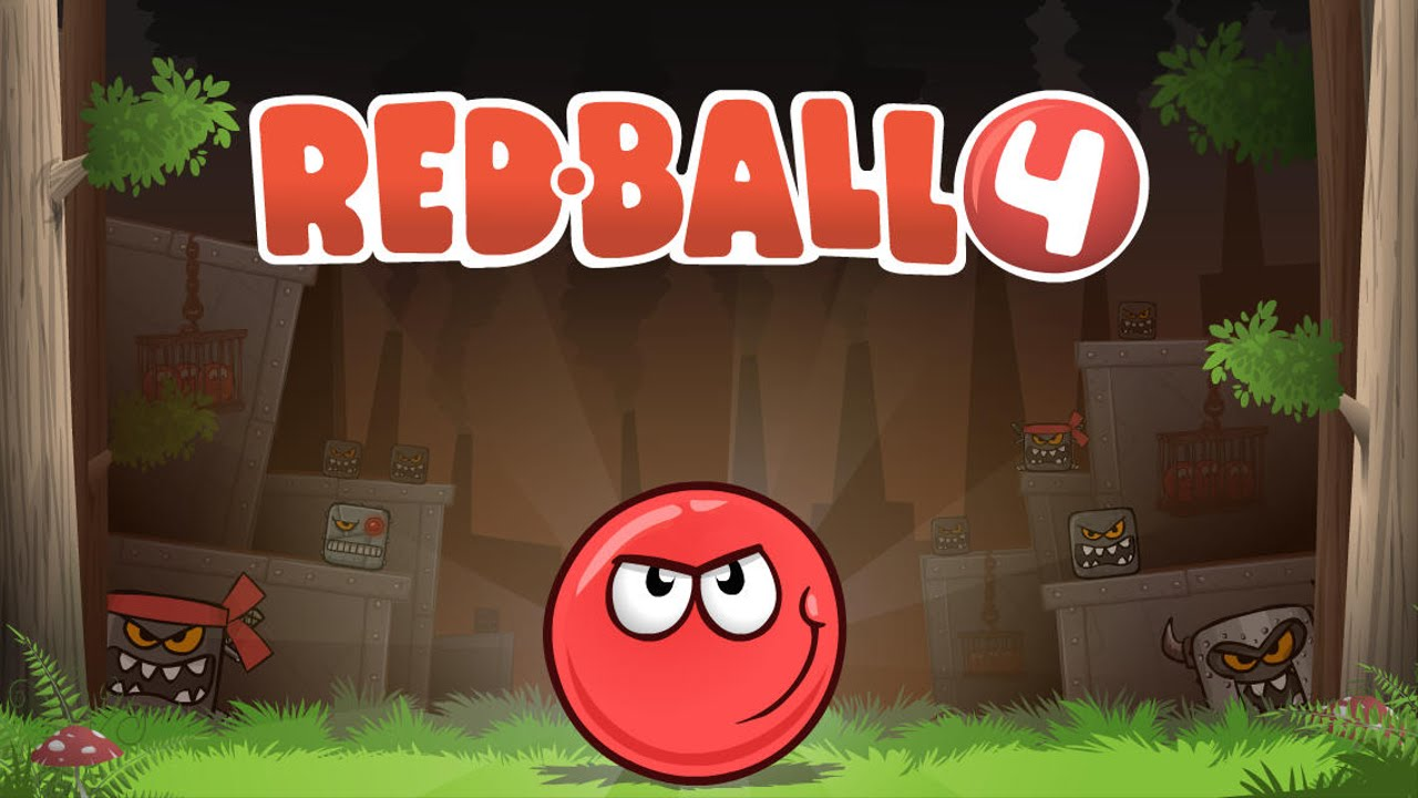 Red Ball 4 Universal Hd Gameplay Trailer Youtube