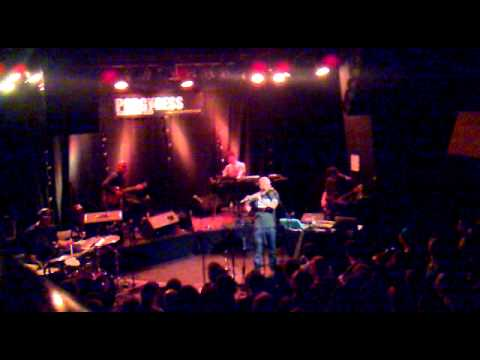 Bonobo - Pick up// Flutter// Kong// live (06-04-2011)