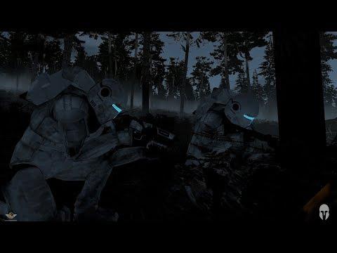 """""""Republic Commandos Hunted"""" - STAR WARS Arma 3 Zeus Op"""
