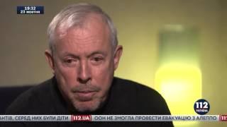 Андрей Макаревич у Наташи Влащенко, Киев,  23 октября 2016