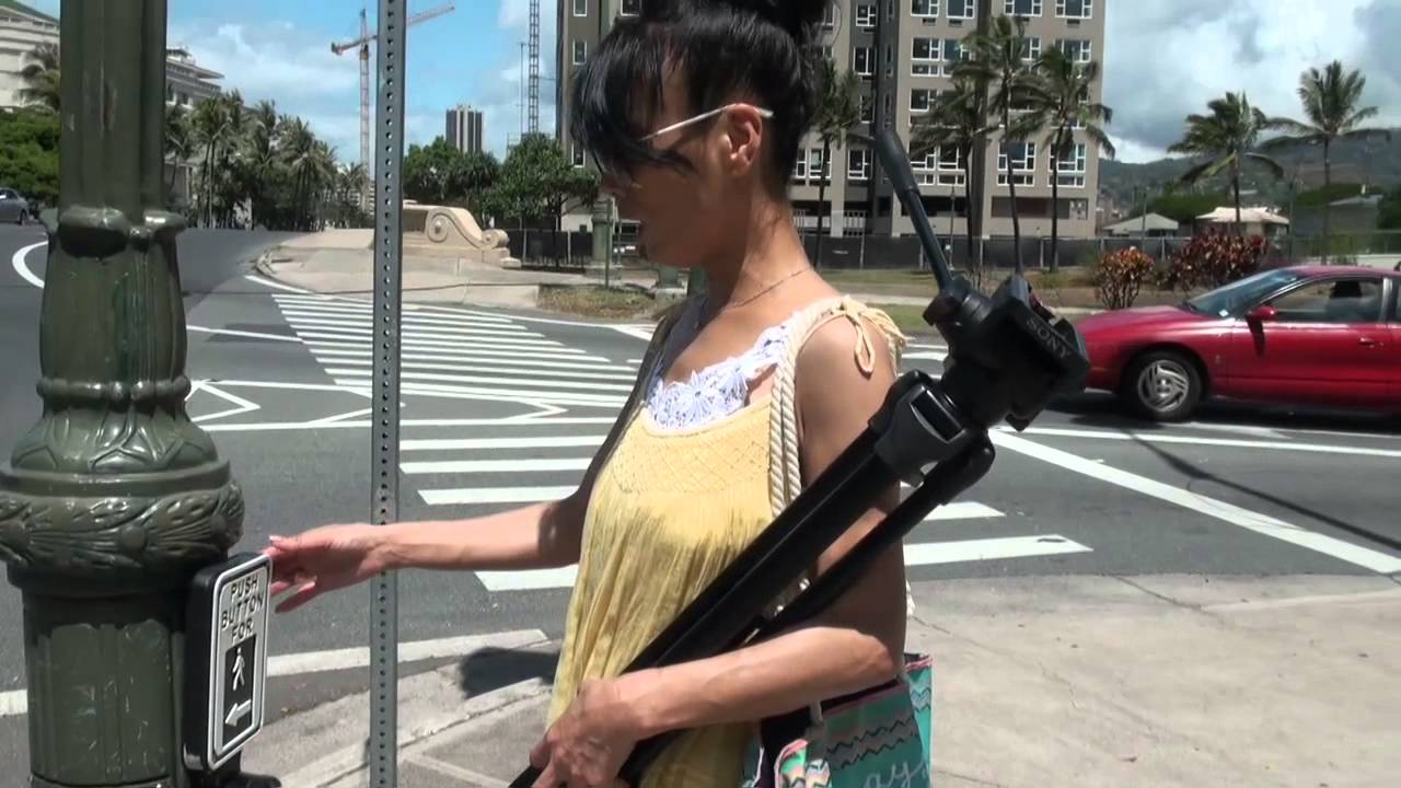 Hawaii Web TV] 相原勇のアラワイ散歩 - YouTube