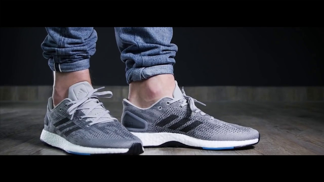 En los pies: Adidas Pure Boost DPR YouTube
