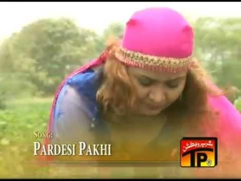 Muhnja Pardeesi Paki   Fozia Soomro   Pardysi Pakhee   Sindhi Fozia Soomro   Thar Production