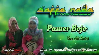 Gambar cover Pamer Bojo voc. All Artist Saffa Nada live in Tremas Arjosari Pacitan