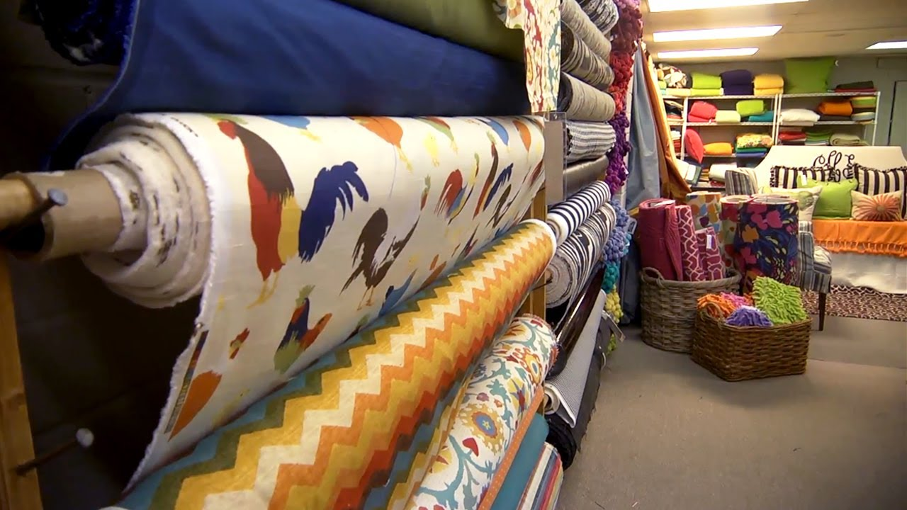 Trip to the Fabric Store