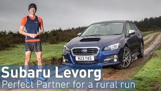 Subaru Levorg Test Drive with Fell Runner Dan Morgan