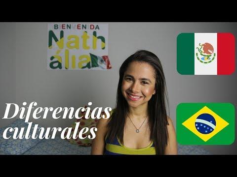 Algunas Diferencias Culturales Entre México Y Brasil