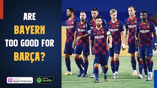 On episode 209, dan and francesc review barcelona's 3-1 win over napoli in the champions league. they talk good, bad, messi, plus a preview o...
