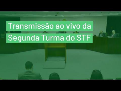 Segunda Turma do STF - Videoconferência - 01/09/20