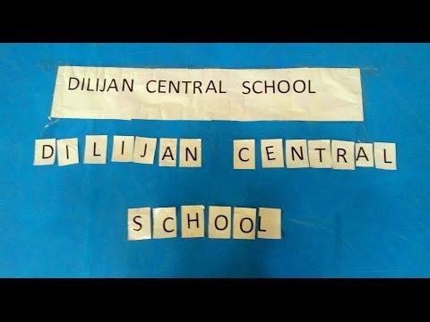 Dilijan Central School