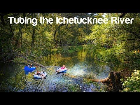 Florida Travel: Learn How To Tube In Ichetucknee Springs State Park