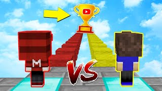 (CORRIDA) MINGUADO VS PROSIDU 🏆😂 - MINECRAFT
