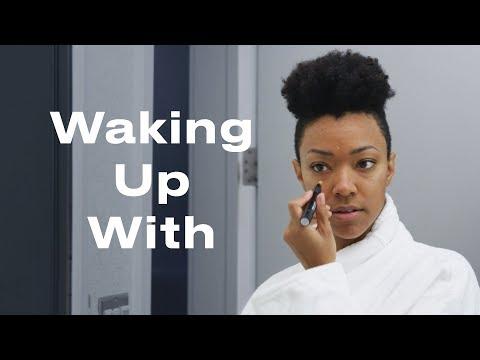 Star Trek Star Sonequa MartinGreen's Morning Routine  Waking Up With  ELLE