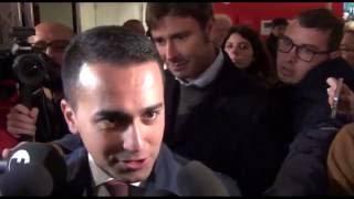 """Di Maio e Di Battista su Fo: """"Starà ridendo per le etichette dategli"""""""