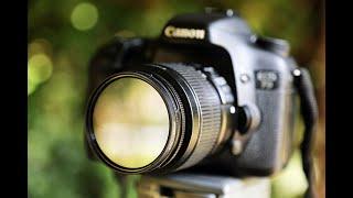 CANON 90D FILMING MODE TUTORIA…