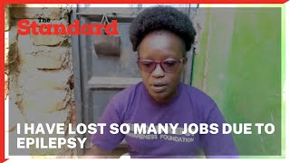 Meet epileptic lady who after losing her job three times decided to create awareness on epilepsy
