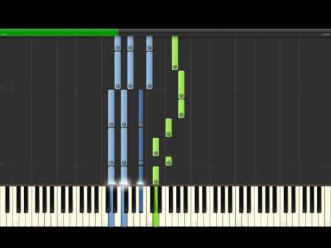 Green Day  21 Guns Piano Tutorial