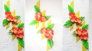 DIY - Wall Hanging from Paper / paper craft wall mate 2019