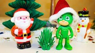 Развивающие мультики Герои в масках Игрушки Сюрпризы от Деда Мороза Мультфильмы для детей