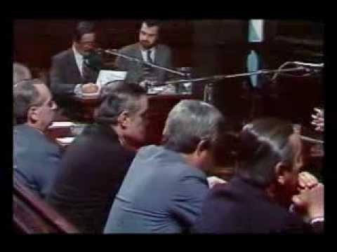 Murió Julio César Strassera, el fiscal del Nunca Más | El Destape